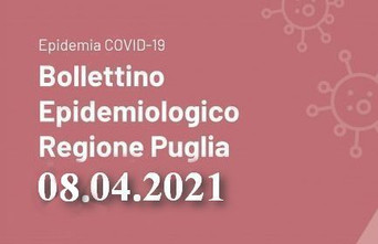 COVID - Registrati 1.974 casi positivi: 809 in provincia di Bari e 14 decessi