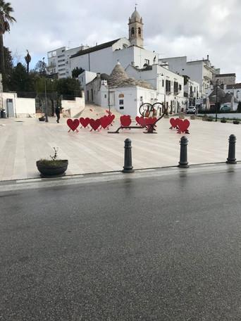 ALBEROBELLO - San Valentino
