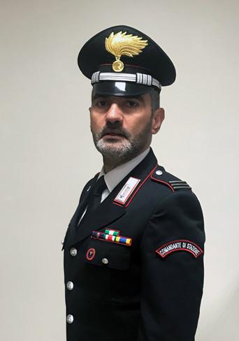 LOCOROTONDO - Nuovo Comandante Comando Stazione Carabinieri