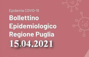 COVID - Registrati 1.867 casi positivi: 681 in provincia di Bari