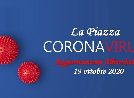 Aggiornamento (conferenza stampa del sindaco Longo ore 12.00)
