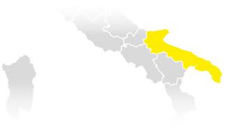 """REGIONE – Covid, la Puglia da oggi in """"zona gialla"""""""