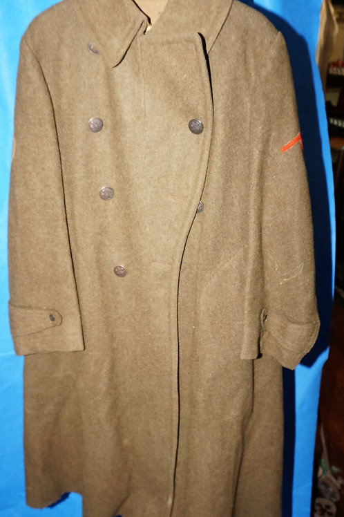 WWII Military Trench Coat