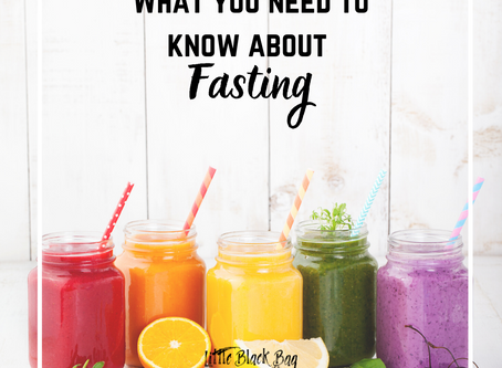 What you need to know about fasting