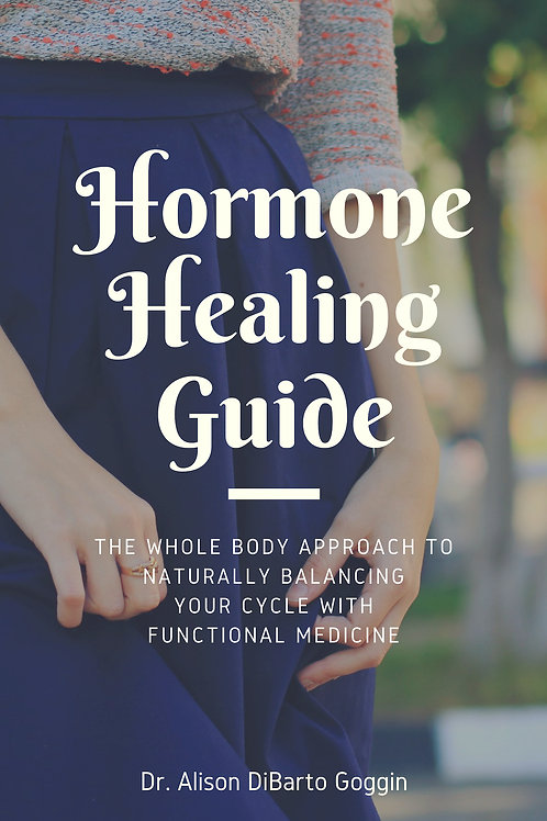 Hormone Healing Guide - Signed Copy