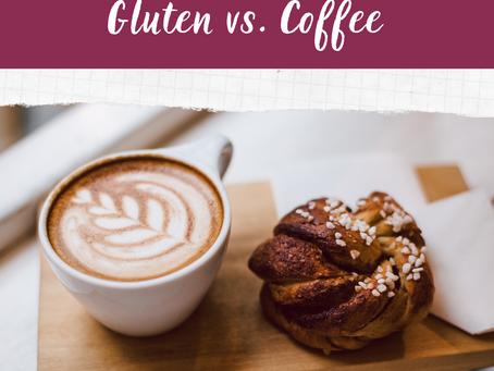 Coffee and Gluten Cross-reactivity
