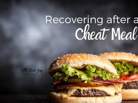 How to recover from a cheat meal