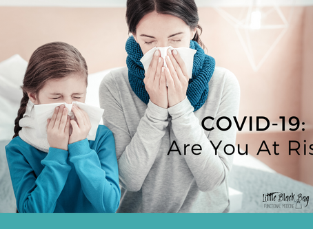 COVID-19: Are You At Risk?
