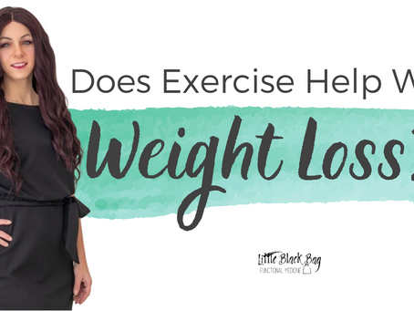 Does exercise help with weight loss?