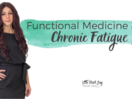 Chronic fatigue and functional medicine
