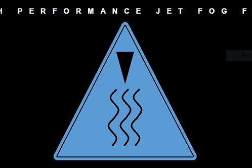 Jet Fog - Essential geyser and vertical jet machine fluid