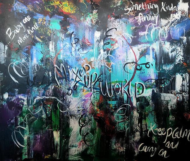 Mixed Up World