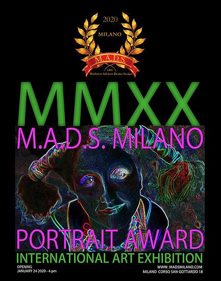 PORTRAIT AWARD MMXX