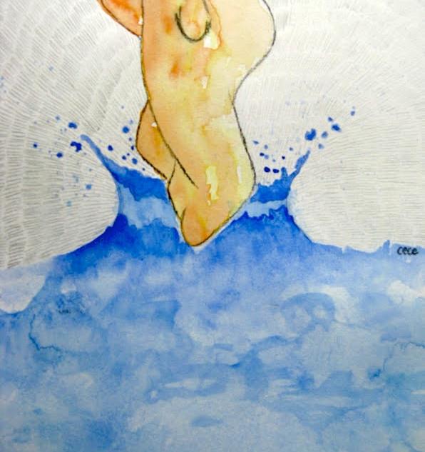 Bagno di serenita (serie della Donna)
