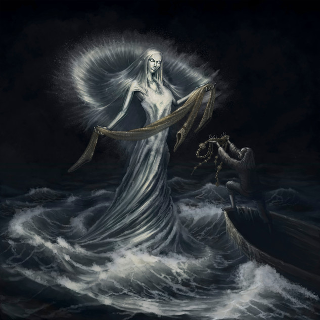 Vellamo Water Goddess