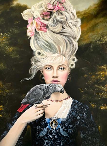 Queen Of Parrot
