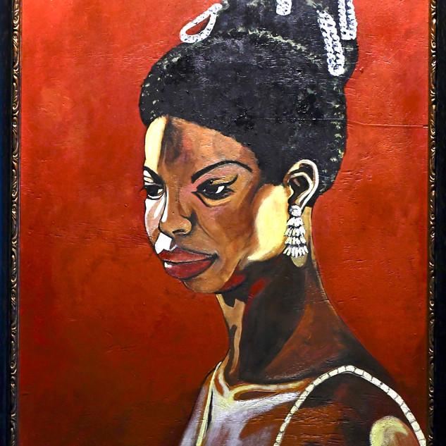 Donna-giraffa (Nina Simone)