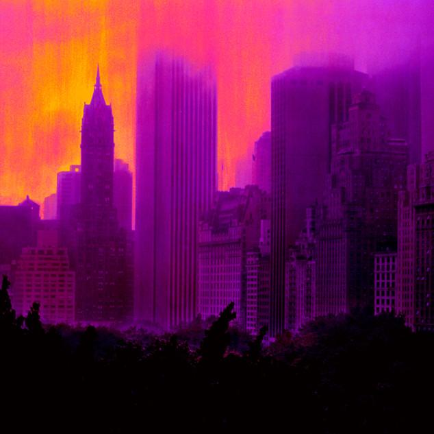 NYC Dusk