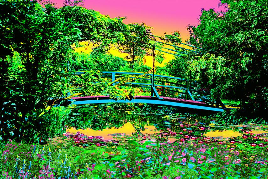 Monet Bridge