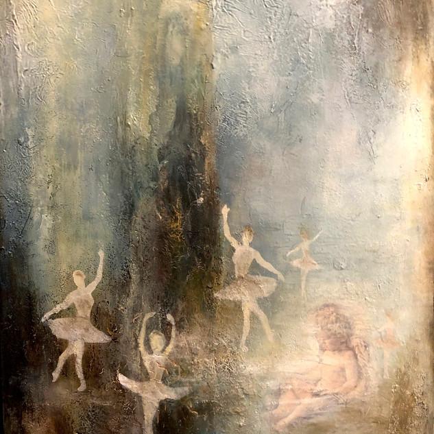 Dance away from sorrows