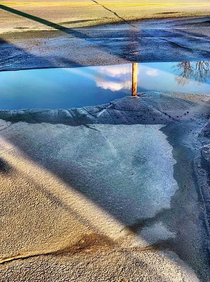 Pool Puddle
