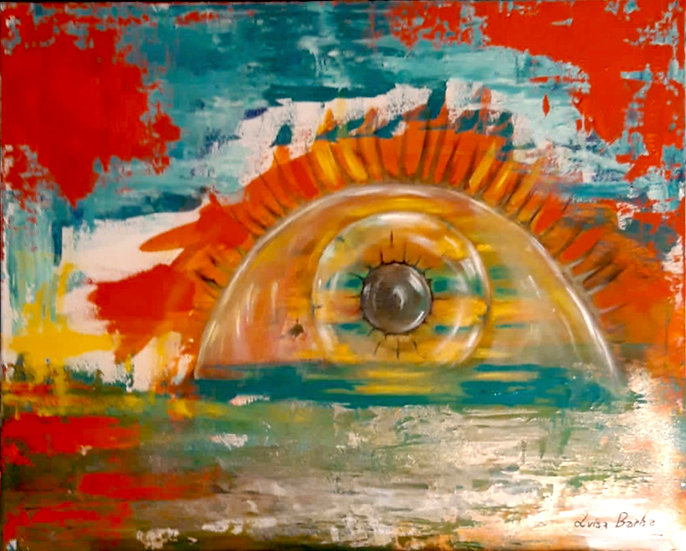 The abstract eye