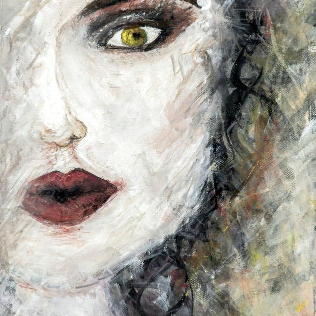 Green Eyed Goddess