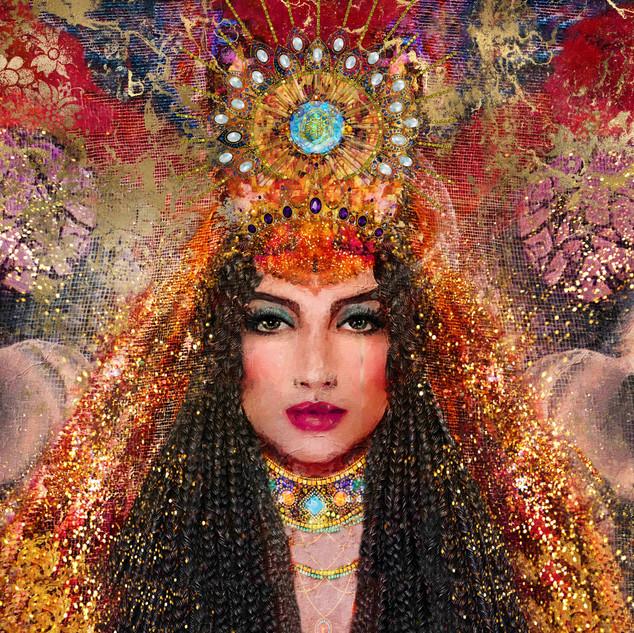 The Goddess Chariot