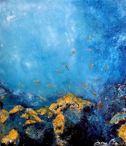 Texturas y corales