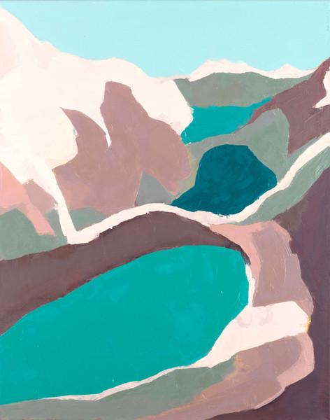 Mountain Landscape III