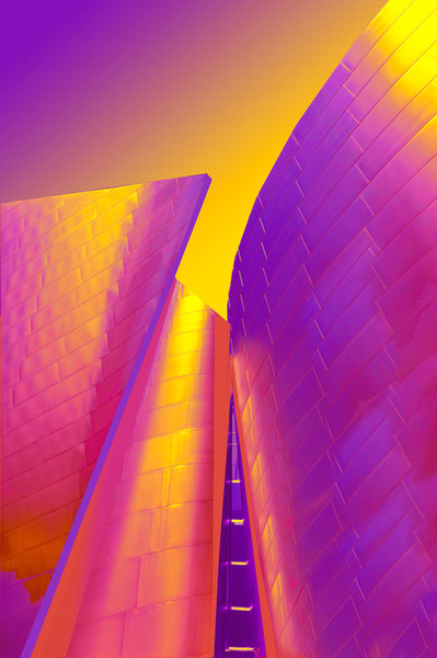 Disney Hall Curves