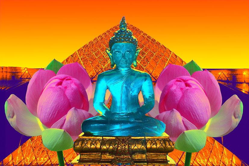 Paris Buddha