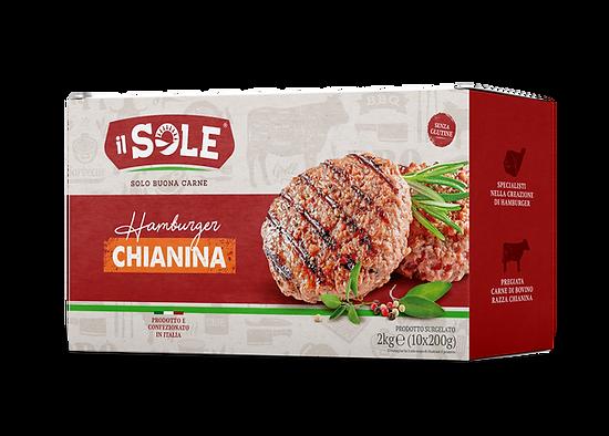 Hamburger chianina