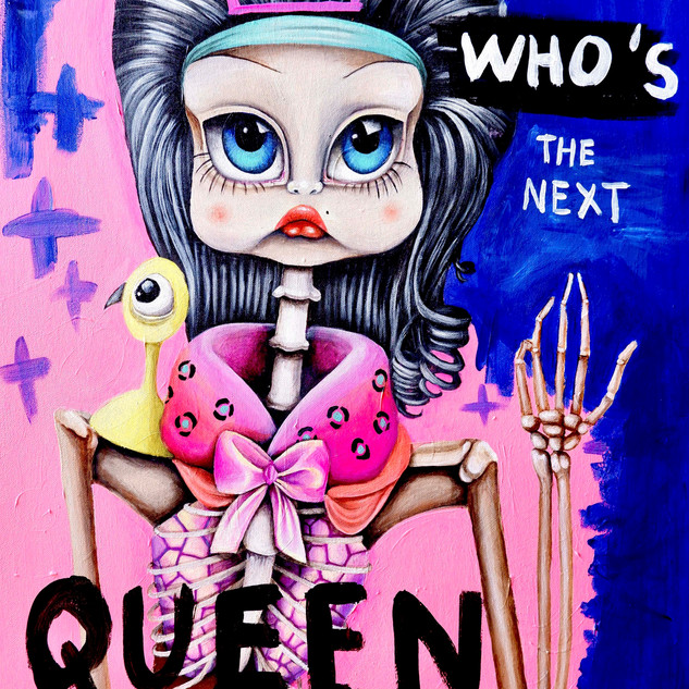 WHO'S THE NEXT QUEEN