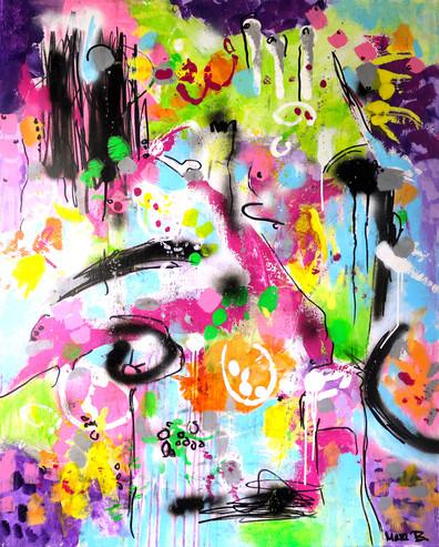 Graffiti No. 1