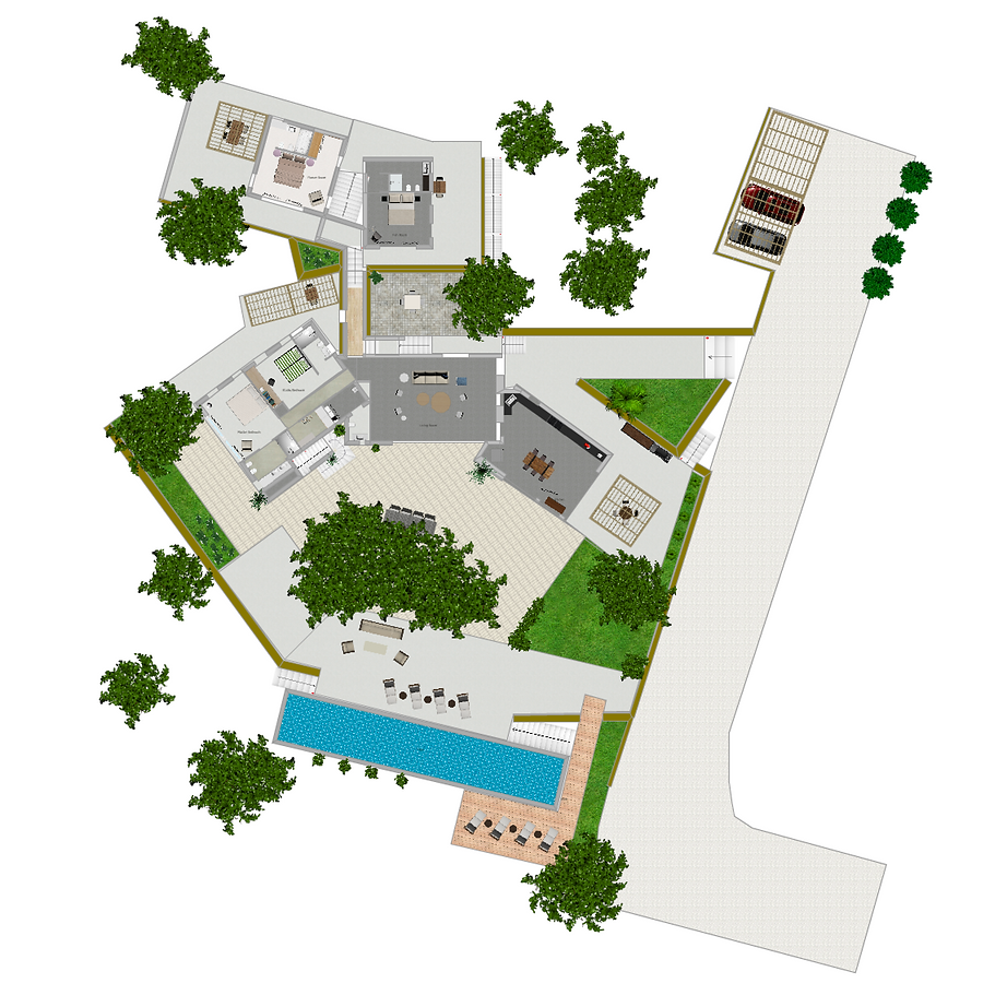 Moro House Plan