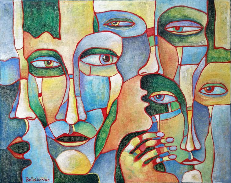 I volti (Faces)