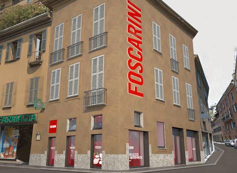 Showroom Milano Monforte