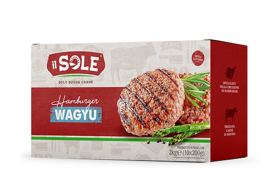 Hamburger di wagyu