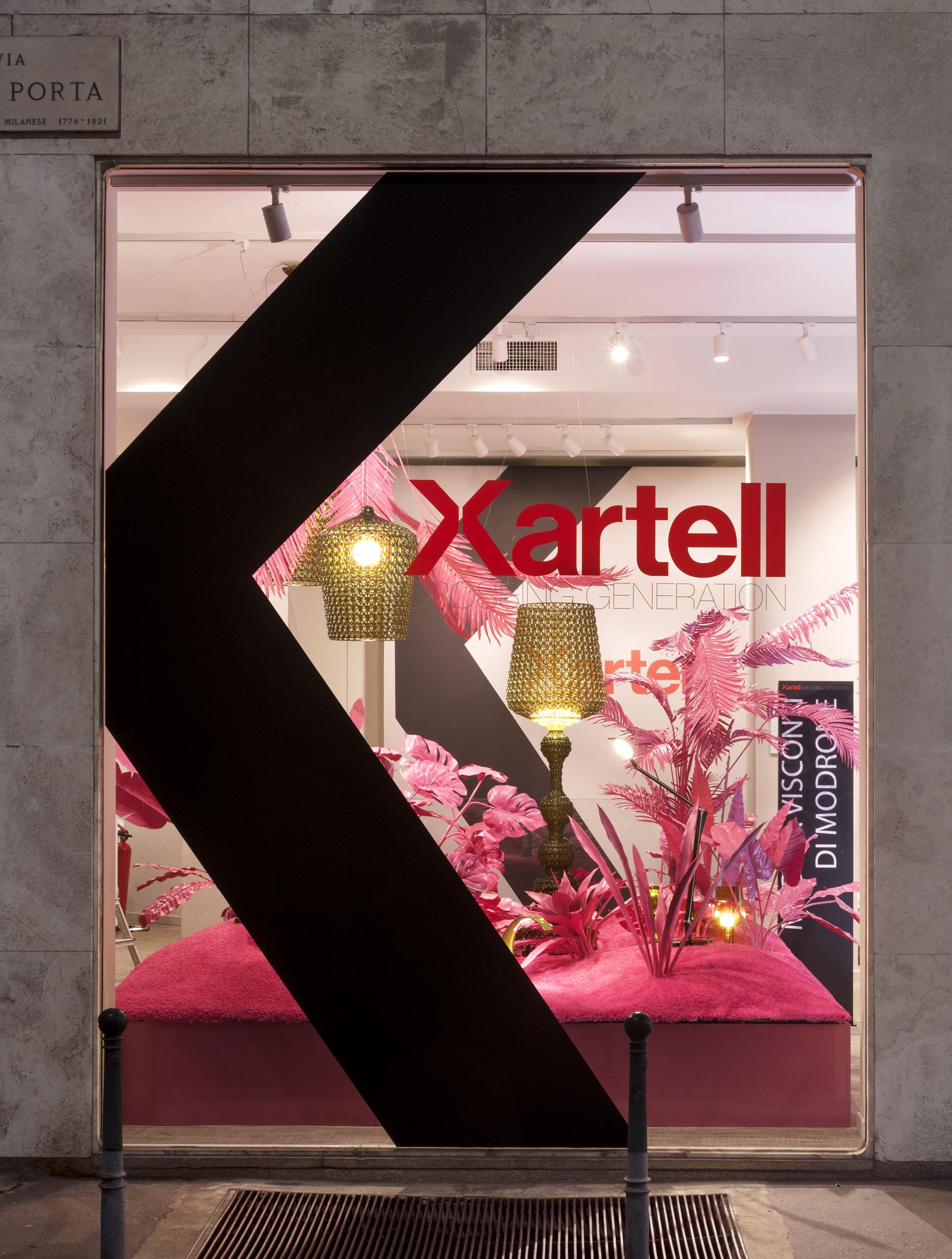 Kartell Crossing Generation Milan 18