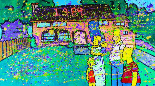 The Simpsons EST.1989