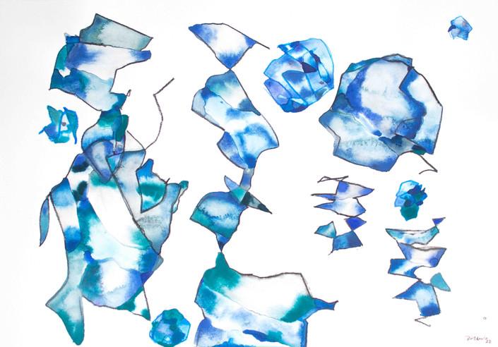 Blue Winged