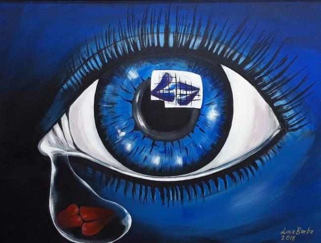 El triste ojo que también todo lo ve