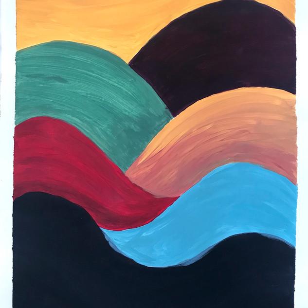 Dream Landscape (1) (Traumlandschaft 1)