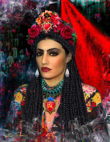 Red Frida