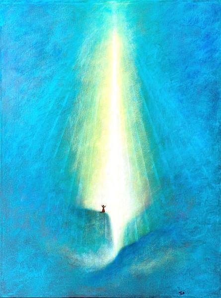 Embracing light