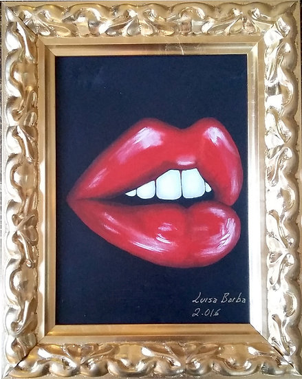 Desirous Lips