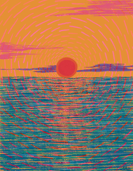 Puesta del Sol