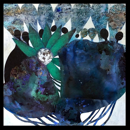 Ancient flower - 1
