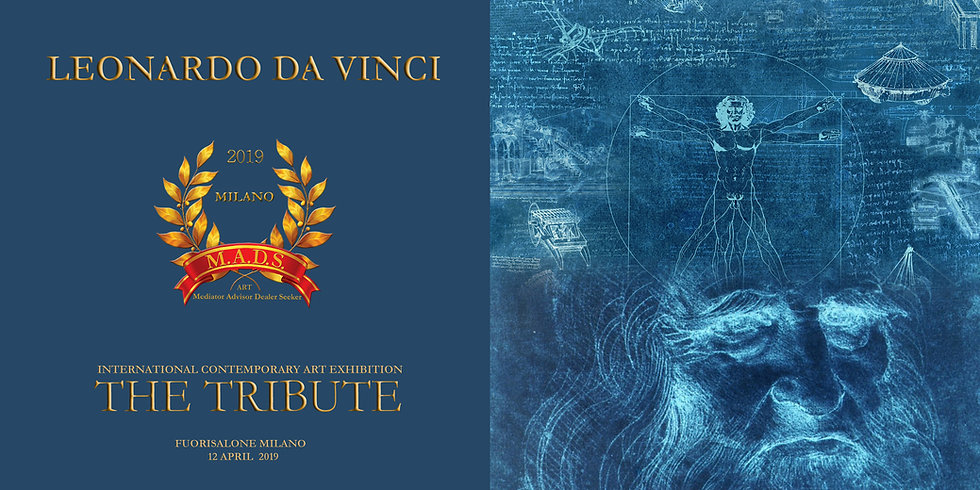 Leonardo Da Vinci The Tribute